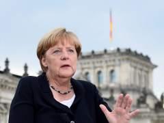 Merkel, confiada en que la UE saldrá fortalecida del 'brexit'