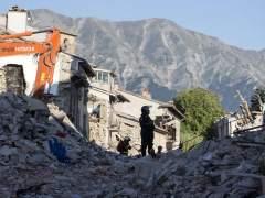 Detienen a dos personas que robaban en casas en ruinas de Amatrice