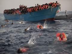 Rescate en Libia