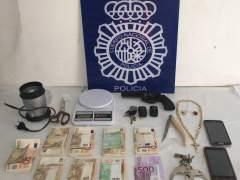 Dos españoles, entre los 8 detenidos en Italia por drogas
