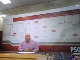 PSOE C-LM, Fausto Marín