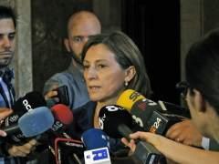 La Fiscalía pide al Constitucional abrir la vía penal contra Forcadell