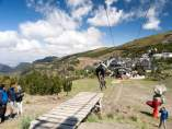 Bike park de Sierra Nevada