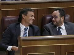 """PSOE: """"Rajoy ha venido a hacerse autobombo y los españoles no están para eso"""""""