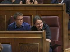"""Errejón: """"Rajoy amenaza al resto con que es él o el caos"""""""