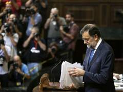Agenda del debate de investidura de Rajoy, que se votará en torno a las 19.00 h de miércoles y viernes