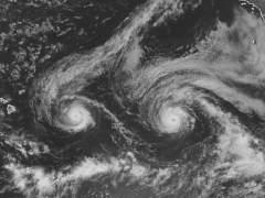 EE UU, en alerta ante la llegada del huracán Madeline