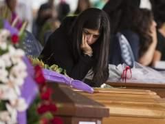 Amatrice despide a sus muertos por el terremoto con un funeral de Estado