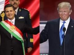 Donald Trump acepta reunirse con el presidente mexicano Peña Nieto