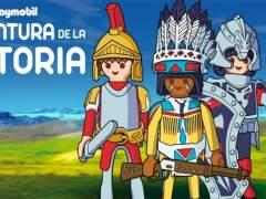 La aventura de la historia de Playmobil