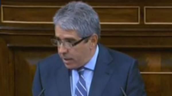 El pdc presentar una querella criminal contra el ministro for Escuchas del ministro del interior