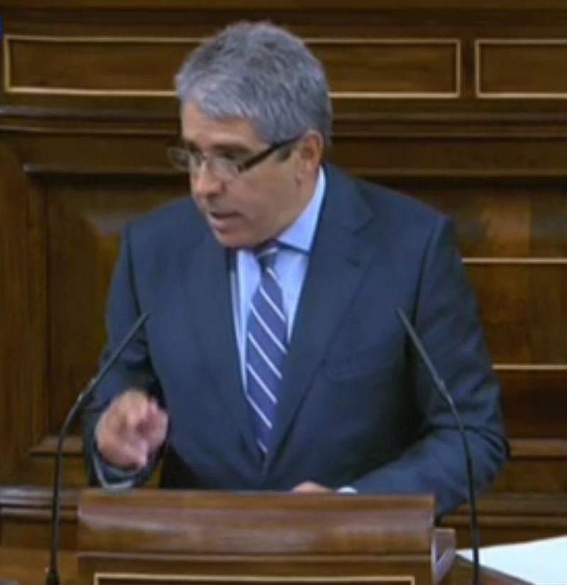 El pdc presentar una querella criminal contra el ministro for Escuchas ministro del interior