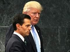 Trump renegociará el tratado NAFTA con México y Canadá