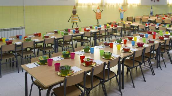 Resultado de imagen para comedores escolares