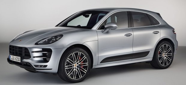 MACAN TURBO CON 'PERFORMANCE PACKAGE'
