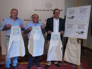 Presentación de la IX Cata Popular de Quesos en Sardón de Duero
