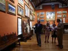 Las visitas a los museos estatales crecieron en 2016