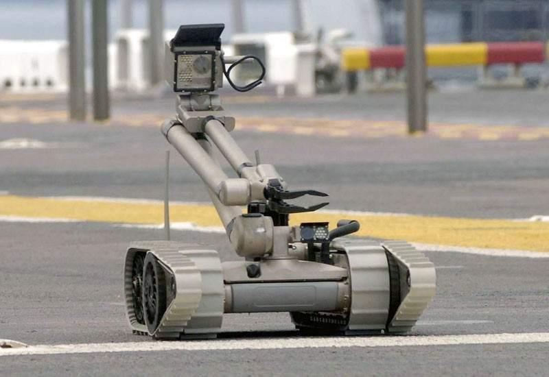 PackBot fue el primer robot que entró al edificio del reactor de la central nuclear de Fukushima en 2011.
