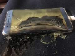 Las baterías provocaron los incendios del Samsung Galaxy Note 7