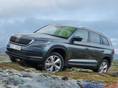 Škoda anuncia los precios de su primer todoterreno, el Kodiaq