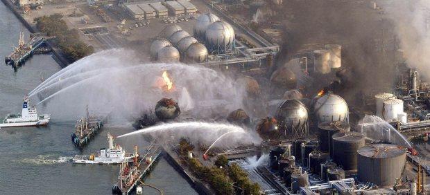Robots, los héroes de Fukushima