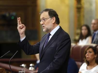 Rajoy interviene