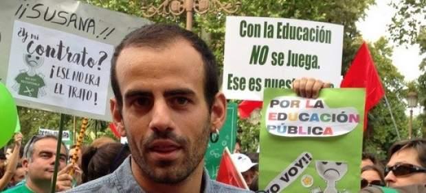 Bustamante, de Unidos Podemos