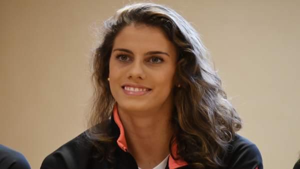 Lourdes Mohedano, Federación Española Gimnasia Rítmica