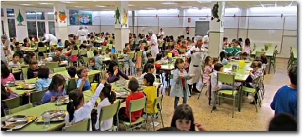 El 2 4 De Los Menores Valencianos Que Asiste A Comedores