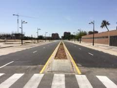 València finaliza la urbanización del sector de Quatre Carreres