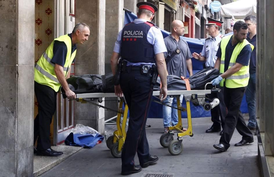 Mueren dos personas apu aladas en una vivienda en santa coloma de gramanet - Pisos de bancos en santa coloma de gramenet ...