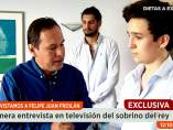 Primera entrevista a Froilán