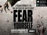 Fear Yourself, la App de Fear the Walking Dead