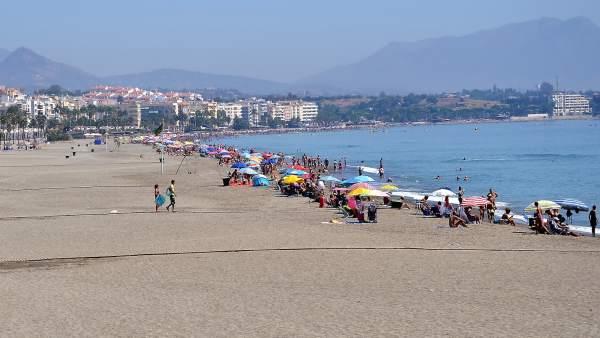 Playa de Estepona