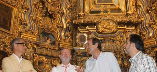 Iglesia San Luis de los Franceses.