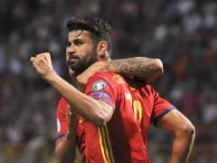 España vs Israel, en directo | David Silva adelanta a España