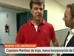 Cayetano Martínez de Irujo en Antena 3