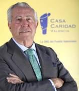 Antonio Casanova deja la presidencia de Casa Caridad