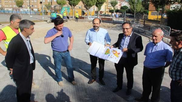Construcción Primer Parque Integración Torrelavega.Doc