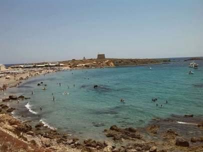 Imagen de la Isla de Tabarca