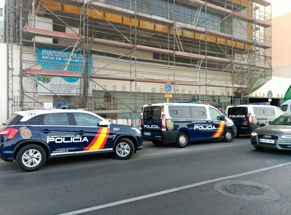 Los detenidos por las subastas de la seguridad social for Subastas de pisos en madrid
