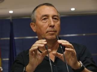 """Baldoví denuncia insultos por parte del presidente de Vox en Valencia: """"Estúpido, ignorante y traidor"""""""
