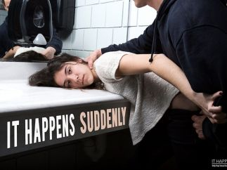 'It happens suddenly'
