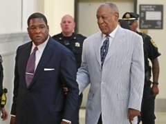 Elegidos 8 de los 12 miembros del jurado del juicio de Bill Cosby