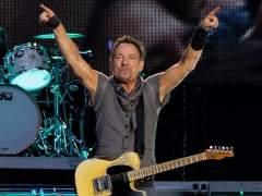 Bruce Springsteen dio un concierto privado en la Casa Blanca