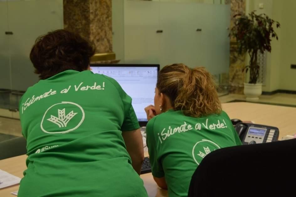 Bantierra celebra el d a solidario para recoger fondos for Pisos bantierra