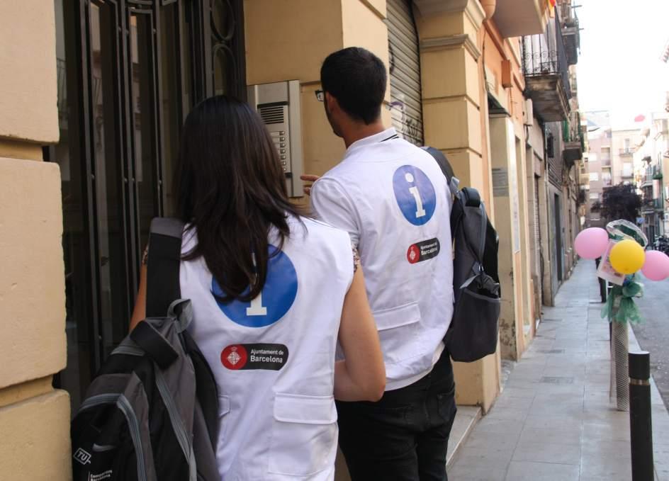 El raval y la dreta de l eixample los barrios de - Pisos turisticos barcelona ...