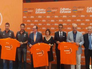El Valencia Basket presenta L'Alqueria del Basket