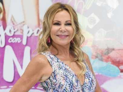 Ana Obregón presenta 'Algo pasa con Ana'