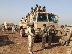 El Gobierno pedirá autorización para enviar efectivos a Irak